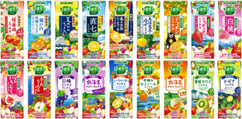 Yasai Seikatsu 100 Seasonals Series