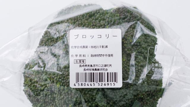 農薬に関する特別栽培の表記