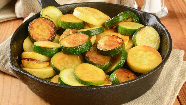 ズッキーニのおすすめ調理法]加熱しても、生でも美味だった