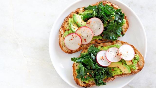 ちょっとの工夫で、野菜たっぷりの朝食に!