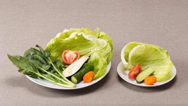 1日の目標量「野菜350g」を知ろう