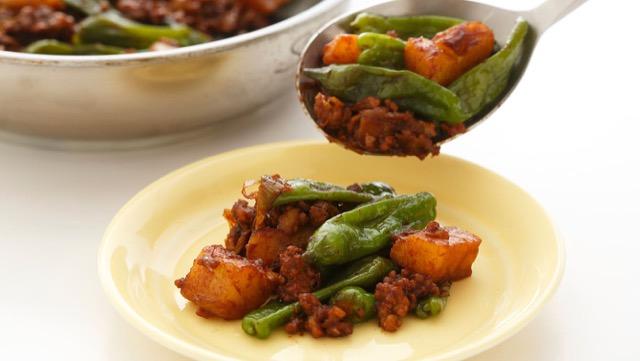 野菜嫌いを克服!辛みが和らぎ、親子で楽しめるししとう料理