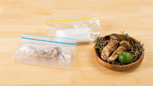 [松茸の保存]おいしい松茸の選び方と、鮮度に差がつく保存法