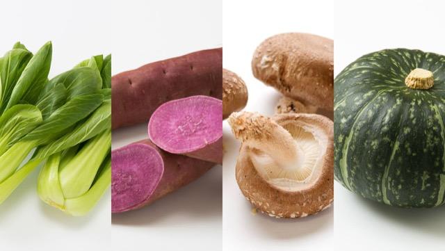秋野菜の栄養素や下ごしらえ、保存法は?秋が旬の野菜まとめ