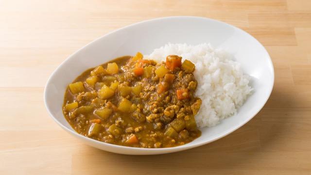 健康的萝卜咖喱(易于制作)