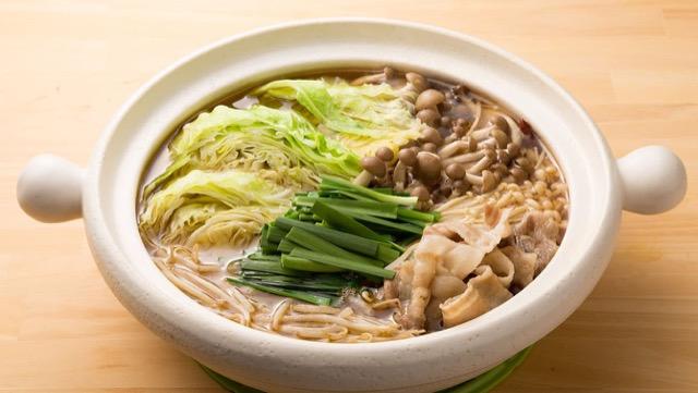 博多もつ鍋風キャベツ鍋(4人分)