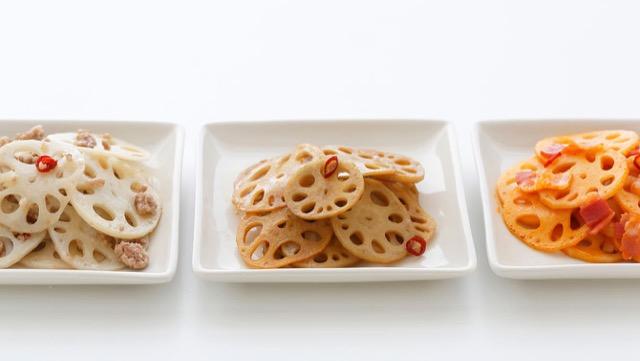 [れんこんレシピ]和風&洋風&エスニック!きんぴらレシピ3選