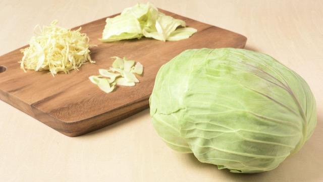 [キャベツの部位別調理法]サラダや炒め物に合う部位は?