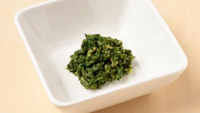 芹菜叶的调味品