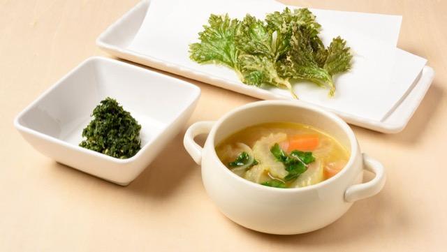 [Seloli叶配方] 3个简单的食谱,如天妇罗和汤