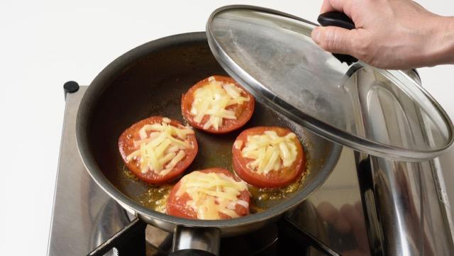 トマトのチーズ焼きのレシピ