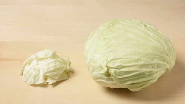 カットした野菜を冷蔵した場合の栄養減少は?