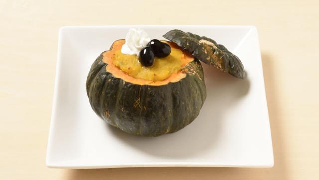 かぼちゃのハロウィンスイーツのレシピ