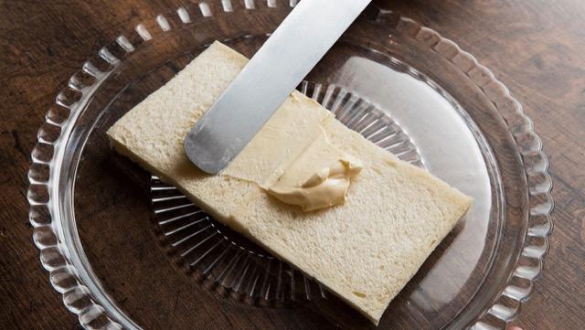 作り方:サンド成形
