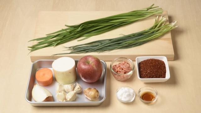 白菜キムチ