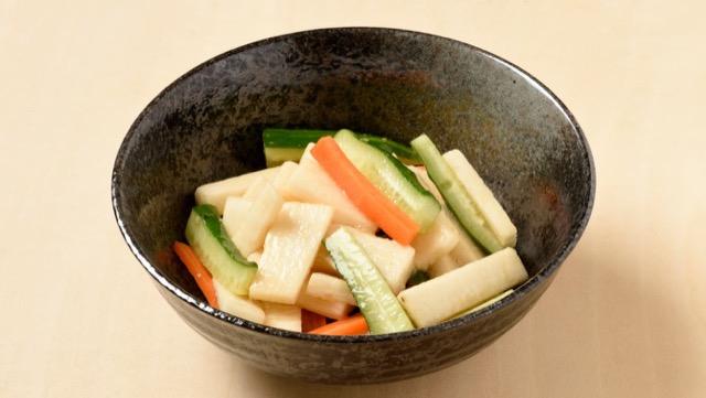 長芋中華風サラダのレシピ