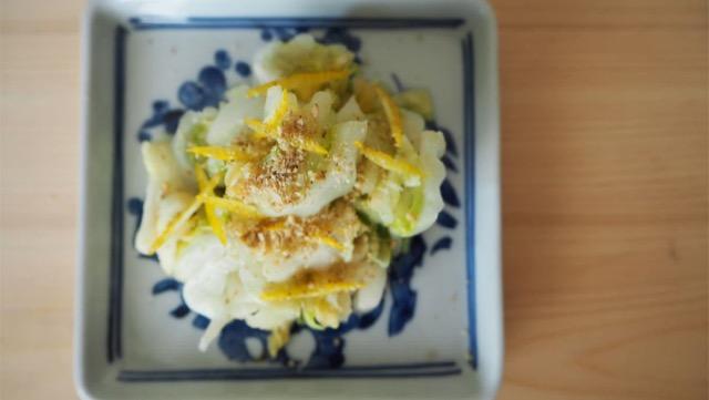 白菜の塩こうじ漬けの作り方
