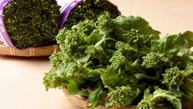 菜の花の選び方と、おいしく食べるための保存方法とは