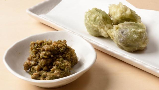 [フキノトウのレシピ]やっぱり味噌と天ぷら!旬を堪能する2選