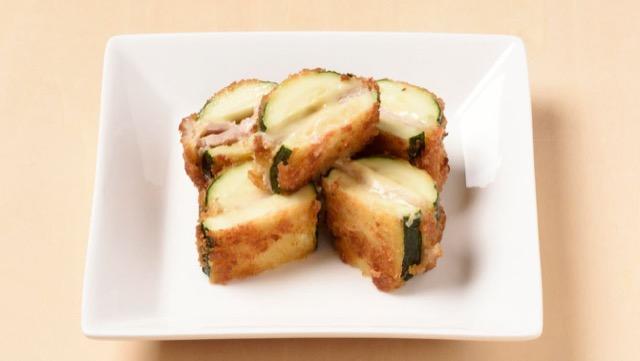 西葫芦和猪肉玫瑰奶酪炒配方