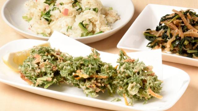 [大根やかぶの葉レシピ]混ぜご飯や揚げ物など子どもも喜ぶ2選