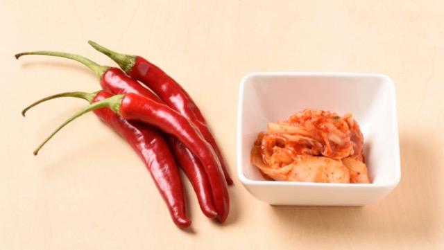 韓国とうがらしは韓国料理によく合う品種