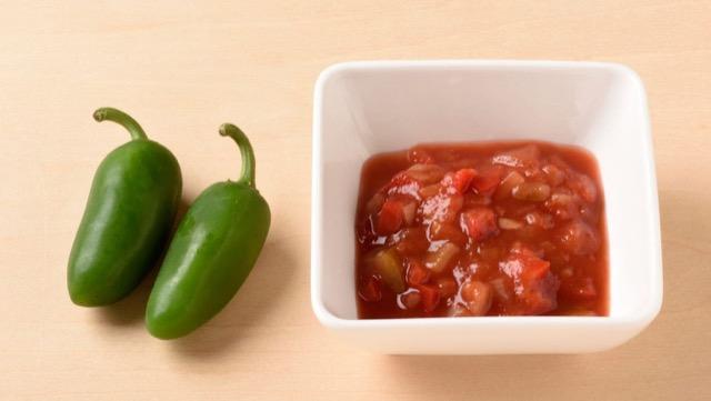 ハラペーニョはメキシコ原産で、サルサソースの原料にもなる