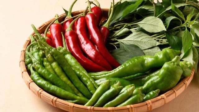 [とうがらしの種類]辛味や甘味が生きる、料理や調理法とは?