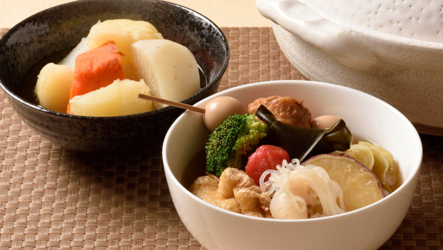 [野菜のおでんレシピ]定番に飽きたら!野菜入りの変わりおでん