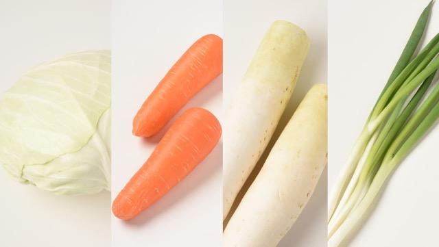 キャベツやにんじんの甘みが増す!?一度は食べたい越冬野菜とは