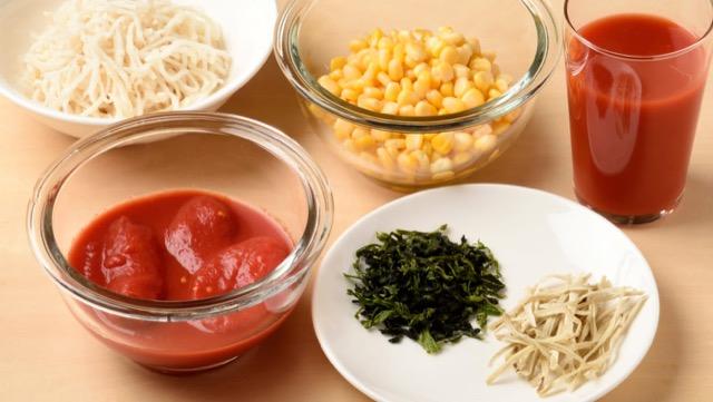 非常食におすすめの野菜加工品!トマト缶や切り干し大根の使い方