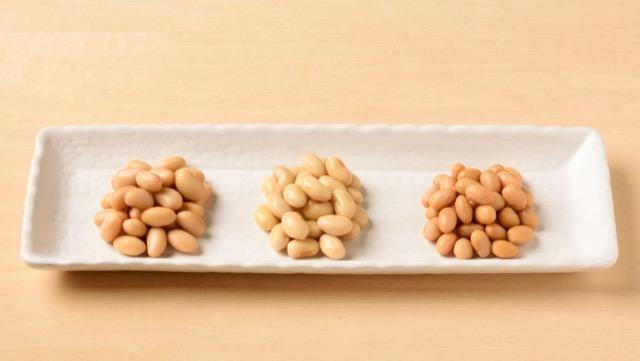 スーパーで手に入る便利な加工豆