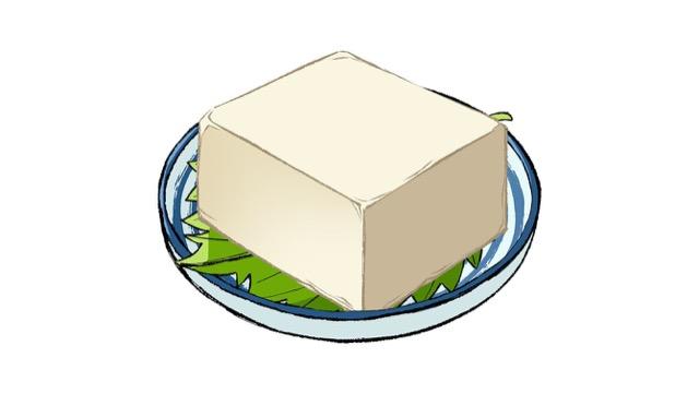 蒸し、絞るでこんなに変わる!大豆加工品の栄養素リストの画像