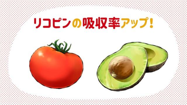 トマト加工品とアボカドでリコピンを効率よく摂取!簡単レシピも