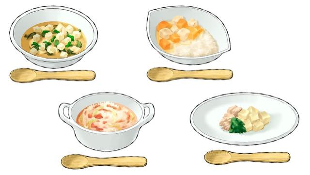 野菜の離乳食の作り方!白あえや肉じゃがから作る簡単レシピ4選