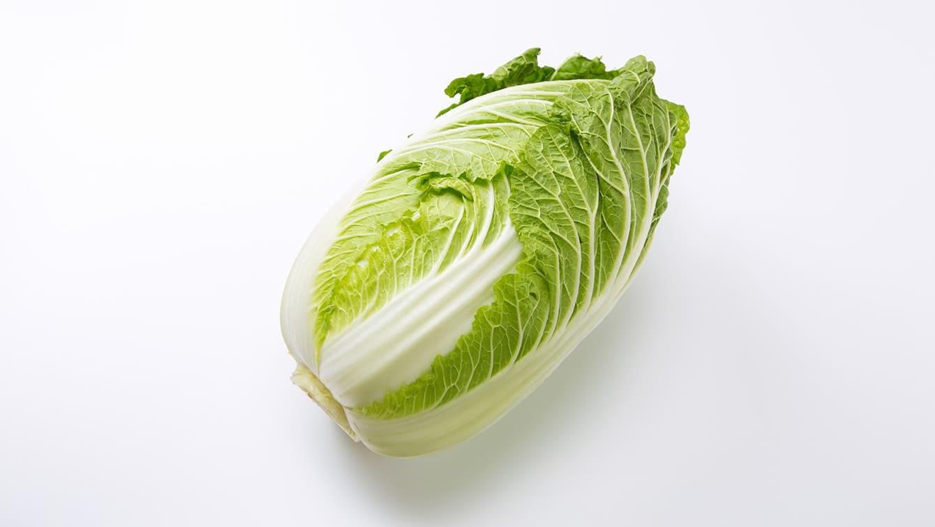 【白菜】幅広い料理に合う白菜の栄養価と、保存方法