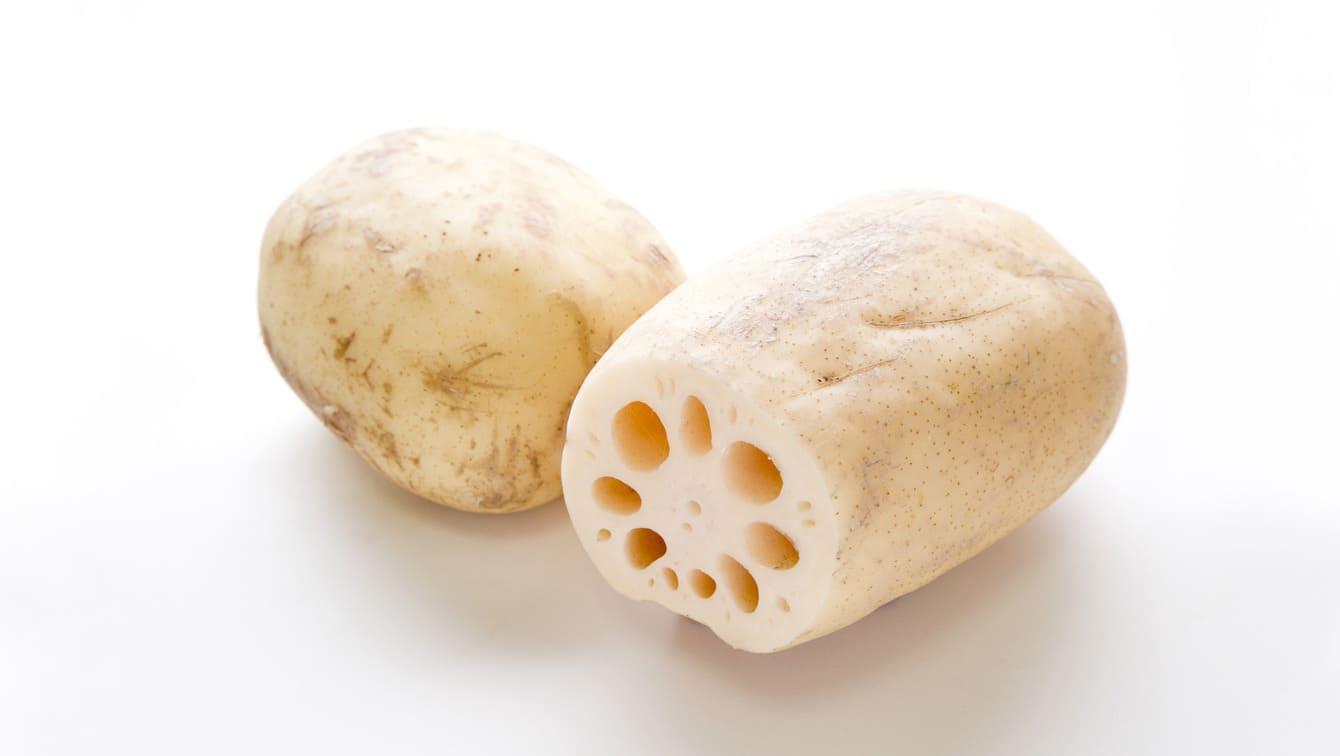 [れんこん]栄養を守る保存方法&料理の下ごしらえの基本